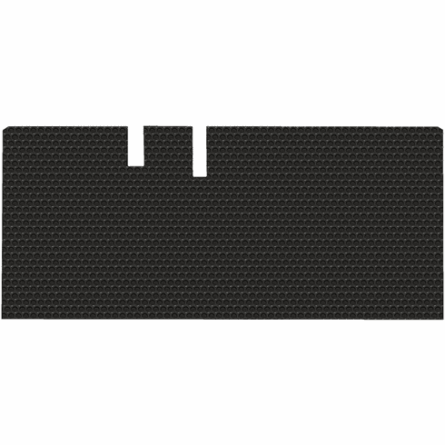 Lloyd Mats for Club Car DS Rubber Golf Cart Mat Fits 1982 & UP