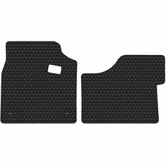 Lloyd Mats for Kenworth T880/680 2013-2020  2PC Cab Floor Mats