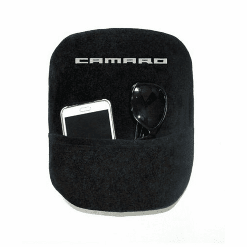 Seat Armour Console Cover w/ Camaro Logo - Fits 2009-2014