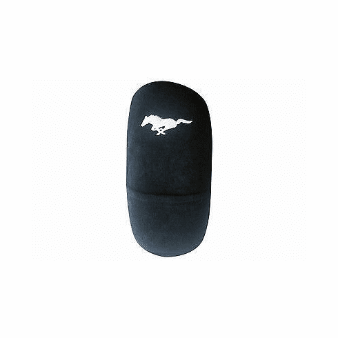 Seat Armour Console Cover w/ Mustang Logo - Fits 1994-2004
