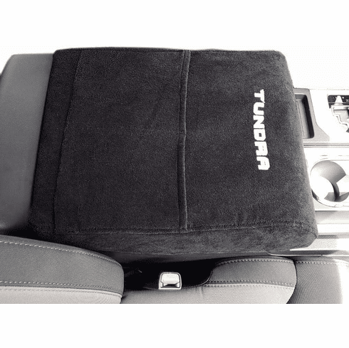 Seat Armour Console Cover w/ Toyota Tundra Logo Fits 2014-2020