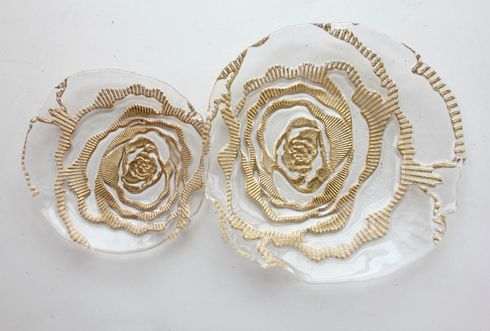 Country Rose Plates SEE ENTIRE COLLECTION
