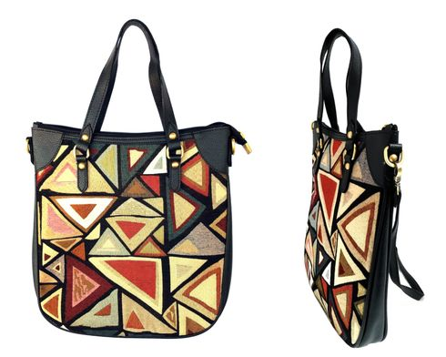 "ORIGAMI 15"" HOBO SHOULDER BAG"