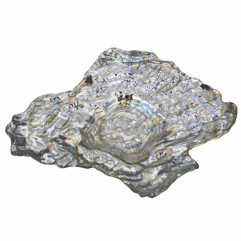 """OYSTER 17.5"""" Pearl Large Bowl"""