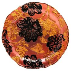 "PAPILLON 8"" Burgundy Side Plate"