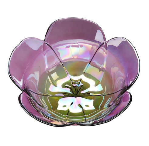 "Poppy 10"" Bowl Two Tone Orchid"