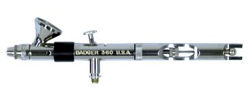 "Badger 360 ""Universal"" Gravity-Feed and Bottle-Feed Airbrush"