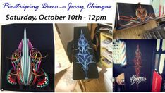 Free Pinstriping Demo!