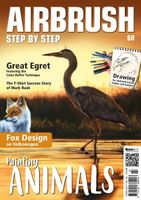 AIRBRUSH STEP BY STEP MAGAZINE ISSUE #60