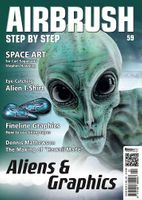 AIRBRUSH STEP BY STEP MAGAZINE ISSUE #59