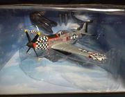 "AirLegends 99108  --    P-51D Mustang     /  WWII Series    /     ""Big Beautiful Doll"" written on both sides   /   includes stand   1:48"