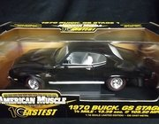 Am Muscle 32756      --      1970 Buick GS Stage 1 /  10 Fastest Series   1:18