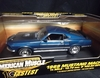 AmMuscle 32752   --    1969 Mustang Mach 1  /  10 Fastest Series    1:18