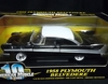 AmMuscle 36428   --    1958 Plymouth Belvedere   1:18  Limited Edition