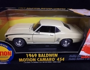 AmMuscle 36681    --    1969 Baldwin Motion Camaro 454  /   Hobby Edition  1 of 2,500     1:18