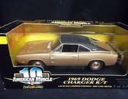 AmMuscle 36431    --    1969 Dodge Charger R/T   /  Hobby Edition 1 of 2500   1:18