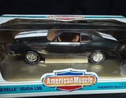 AmMuscle 7017    --   1970 Chevelle SS454 LS6  /   1 of 2500    1:18