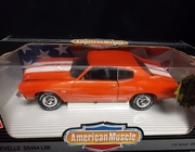 AmMuscle 7147   --   1970 Chevelle SS454 LS6   1:18   (exclusive color)