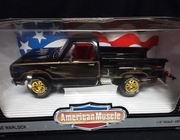 AmMuscle 7383   --     1978 Dodge Warlock   1:18