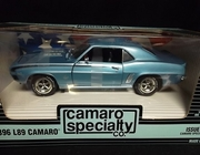 AmMuscle29050    --  1969 SS396 L89 Camaro  /  Camaro Specialty Co. #2 /  Limited Edition 1 of 2,500     1:18