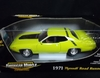 AmMuscle33985     --    1971 Plymouth Road Runner  / Elite Edition     1:18