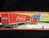 "AMT 1109/06      --      ""Coca~Cola""  Model FB Beaded Panel Fruehauf Van   1:25"