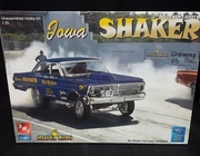 "AMT 21714    --      ""Iowa Shaker""  Ford Falcon  / Hubert Platt   1:25"