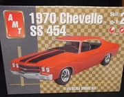 AMT 31640    --   1970 Chevelle SS 454   1:25