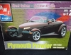 AMT 31894    --    Plymouth Prowler w/trailer     1:25