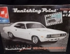 "AMT 38041      --      ""Vanishing Point""  1970 Dodge Challenger   1:25"