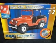 AMT 38088       --       'Swamp Rat'  Jeep CJ-5    1:25