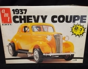 AMT 6579      --      1937 Chevy Coupe   2'n1   1:25