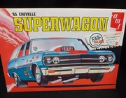 AMT 701/12     --      '65 Chevelle SuperWagon   1:25