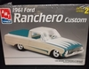 AMT 8062     --     1961 Ford Ranchero Custom  1:25