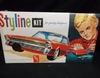 AMT 8120     --    1961 Ford Galaxie   1:25