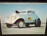 "AMT T293-200      --      '33 Willys National Record Holding ""Ohio George"" Montgomery     1:25"