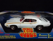 Ertl 29081     --    1969 GTO Judge    /  1 of 2500 / GTO Nationals Issue #1 Special Limited Edition    1:18