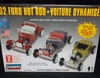 Lindberg 72165     --    '32 Ford Hot Rod  3'n1    1:25