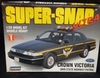 Lindberg 72713     --   Ohio State Highway Patrol Crown Victoria   Super-Snap   1:25