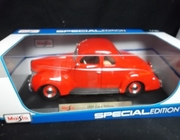 Maisto 31180   --   1939 Ford Deluxe  1:18