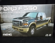 Meng 50890    --   Ford F-350 Super Duty Crew Cab    ***1:35