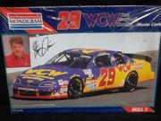 Monogram 2485     --     #29 WCW World Championship Wrestling Monte Carlo  1:24   (only 1 in stock)