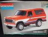 Monogram 2962    --    Ford Bronco 4x4   1:24   (rough box)