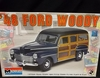 Monogram 4282    --     1948 Ford Woody   1:25