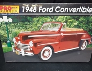 Monogram 5952    --    1948 Ford Convertible    1:25