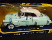 MotorMax 73200     --     1950 Chevy Bel Air   1:24