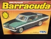 MPC 6070     --       1969 Plymouth Barracuda  2'n1   1:25