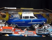 MuscleM 71166    --     '55 Chevy   /  Vote America 2004   1:18