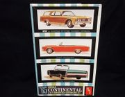 AMT 8122     --   '65 Lincoln Continental 3'n1 Customizing Kit  1:25