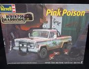 "Revell 2146     --     ""Pink Poison"" Jeep  1:25"